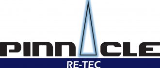 pinnacle re-tec